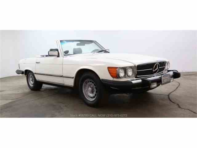 1983 Mercedes-Benz 380SL | 1022478