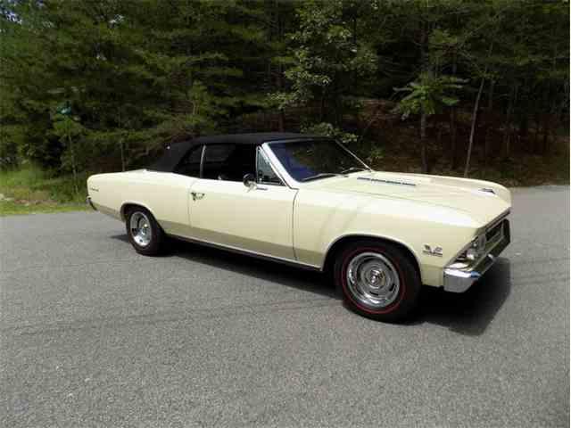 1966 Chevrolet Chevelle SS | 1022480