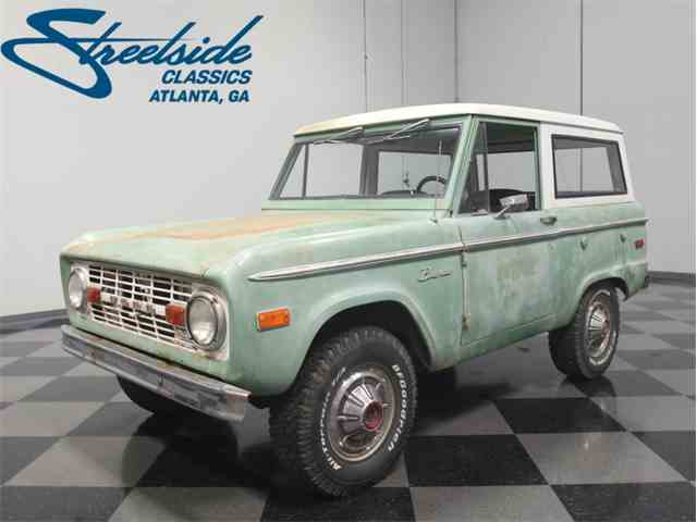 1976 Ford Bronco | 1022487