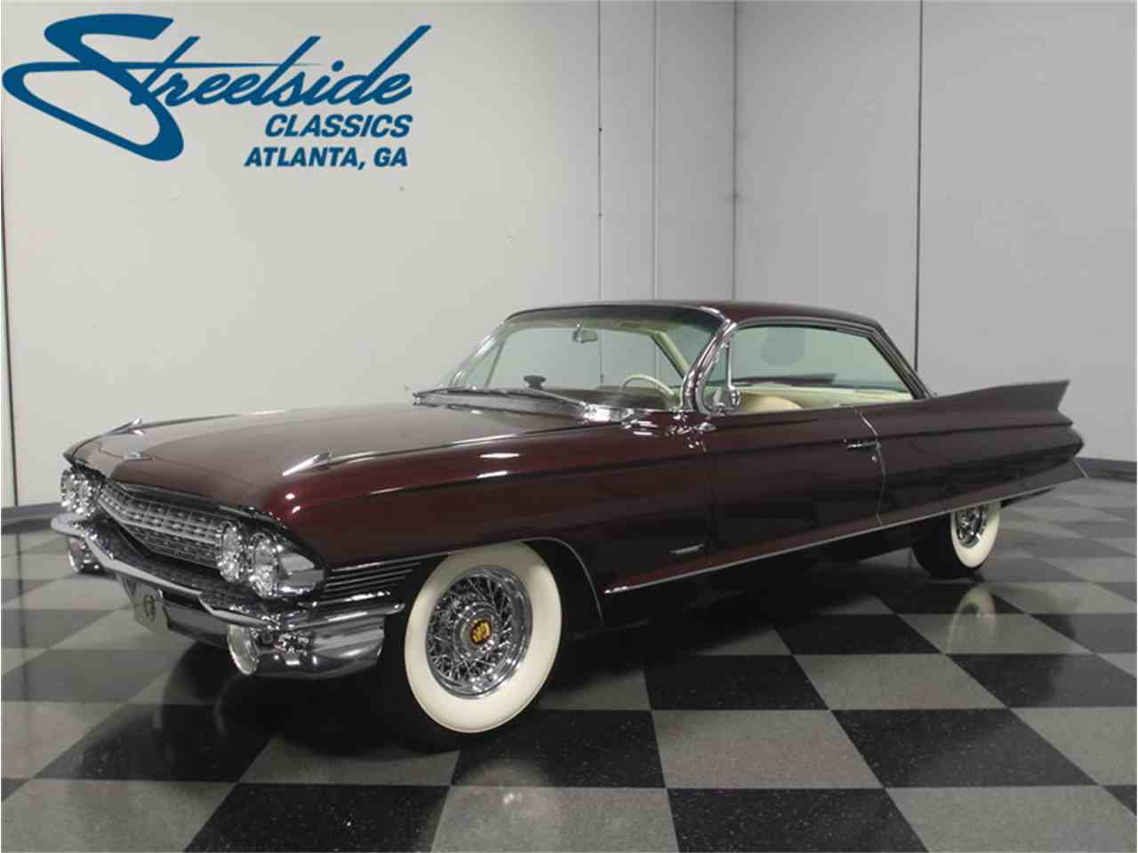 1956 cadillac deville for sale on classiccars com 9 - 1961 Cadillac Coupe Deville Restomod 1022492