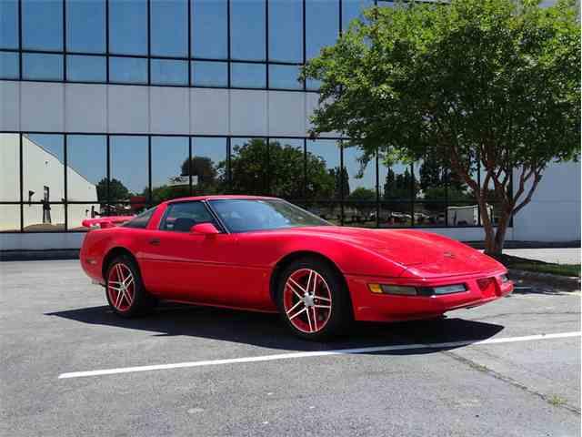 1995 Chevrolet Corvette | 1022502