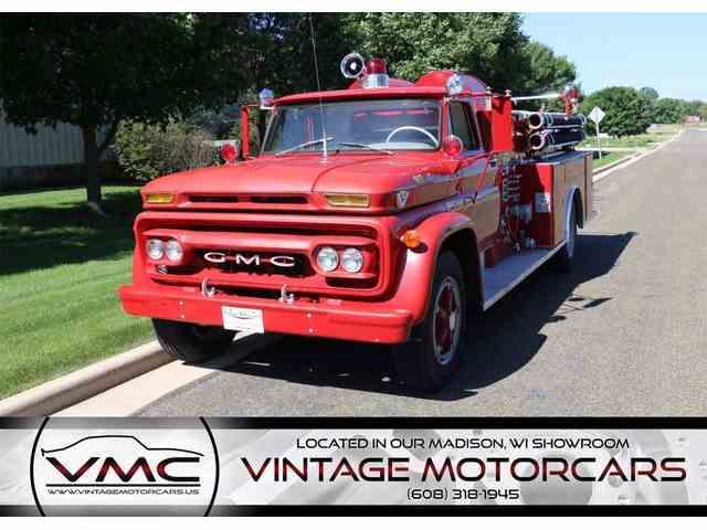 1964 GMC Fire Truck | 1022504