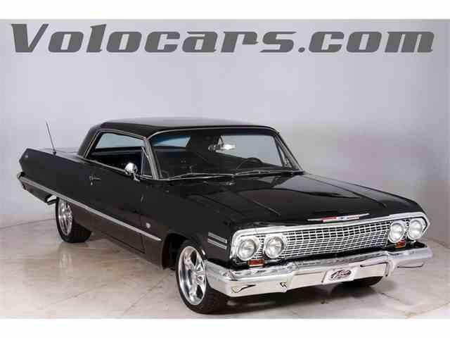 1963 Chevrolet Impala SS | 1022506