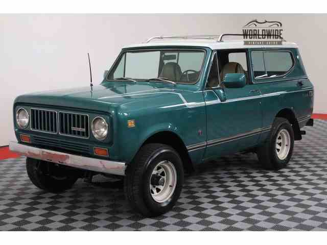 1973 International Scout | 1022511