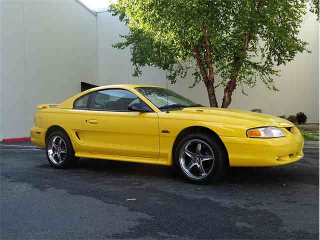 1998 Ford Mustang | 1022517