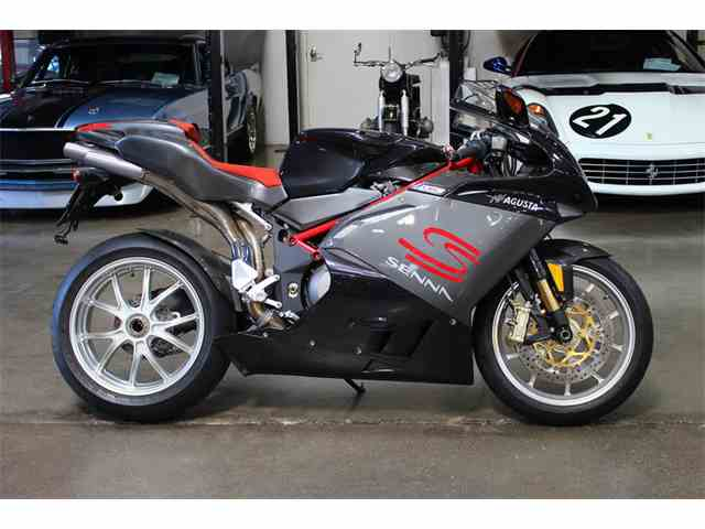 2007 MV Augusta Motorcycle | 1022519