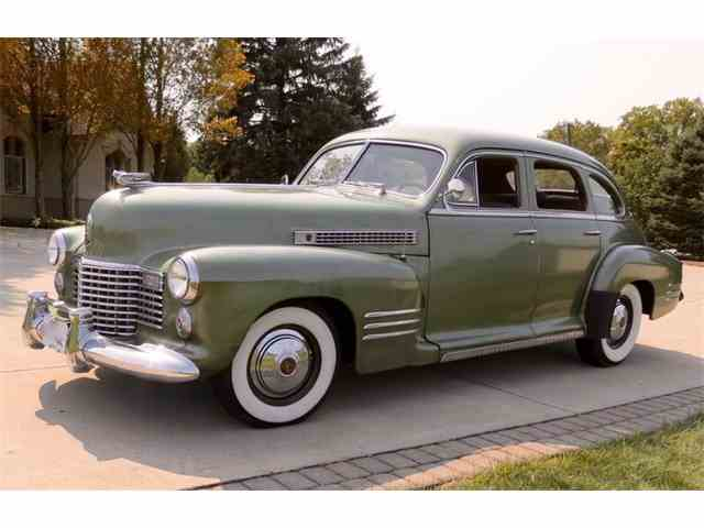 Picture of 1941 Cadillac Series 62 - LWZH