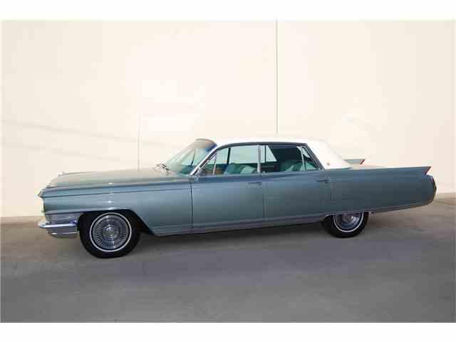 1964 Cadillac Fleetwood | 1022547
