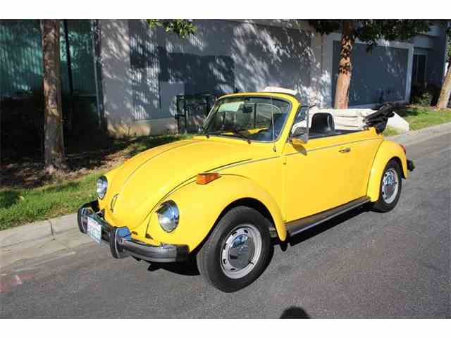 Picture of '75 Volkswagen Beetle located in La Verne California - $12,900.00 Offered by American Classic Cars - LX06