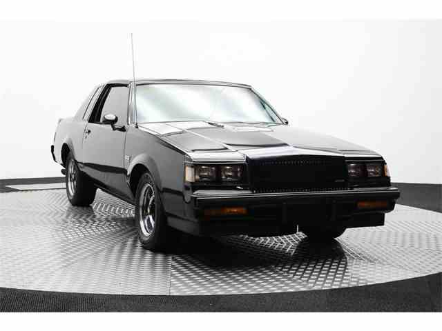 1987 Buick Grand National | 1022559