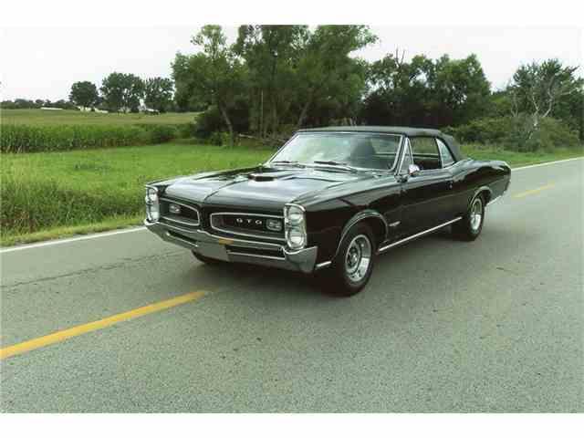 1966 Pontiac GTO | 1022560