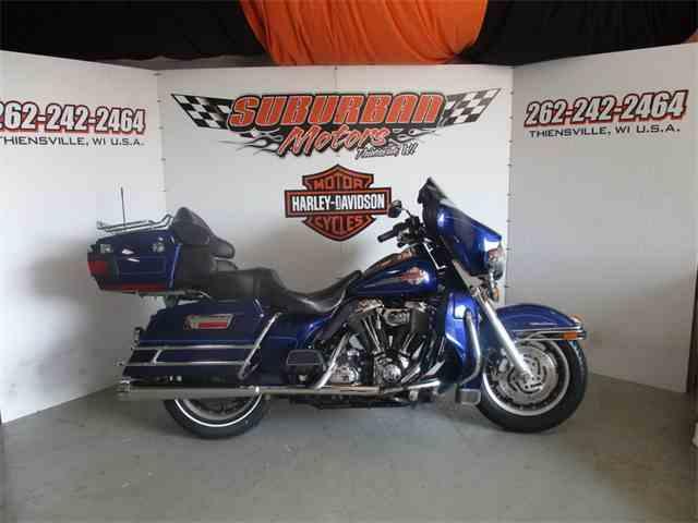 2007 Harley-Davidson® FLHTCU - Electra Glide® Ultra Classic | 1022563