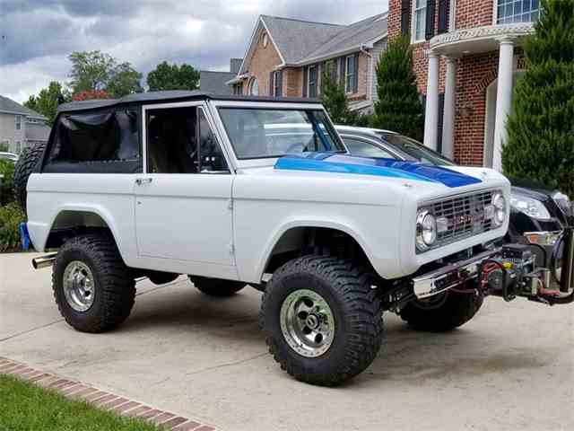 1969 Ford Bronco | 1022573