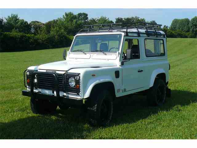 1987 Land Rover Defender | 1022576