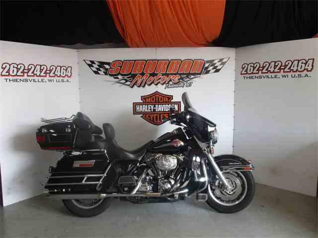 2007 Harley-Davidson® FLHTCU - Electra Glide® Ultra Classic | 1022585