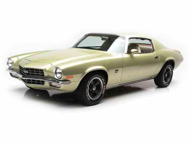 1972 Chevrolet Camaro SS | 1022601