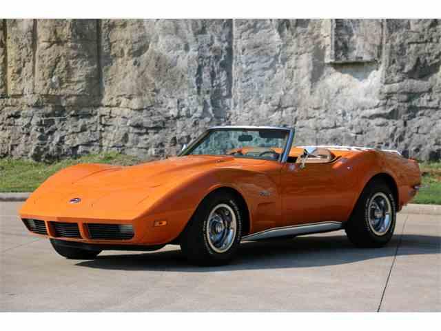 1973 Chevrolet Corvette | 1022613