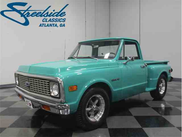 1972 Chevrolet C/K 10 | 1022620