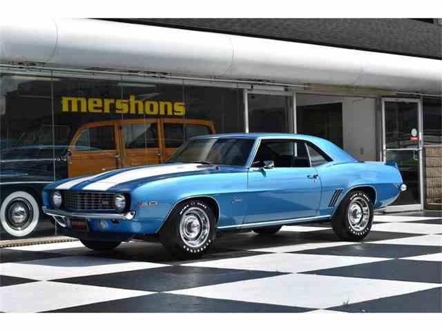 1969 Chevrolet Camaro Z28 | 1022624