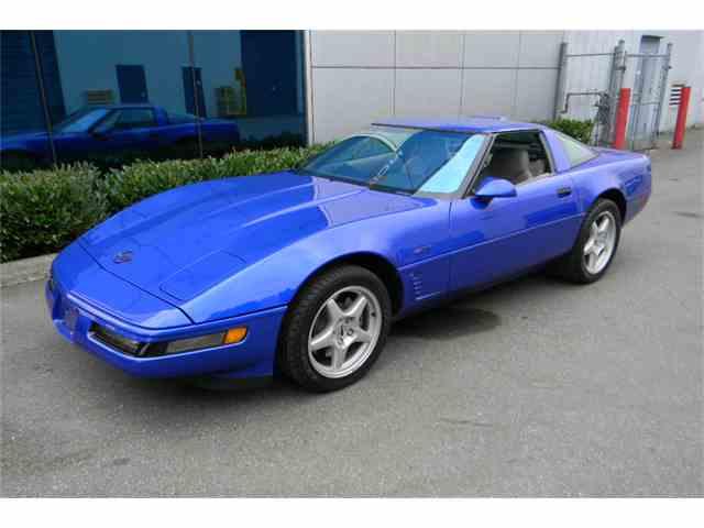 1995 Chevrolet Corvette | 1022625