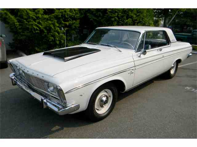 1963 Plymouth Fury | 1022630