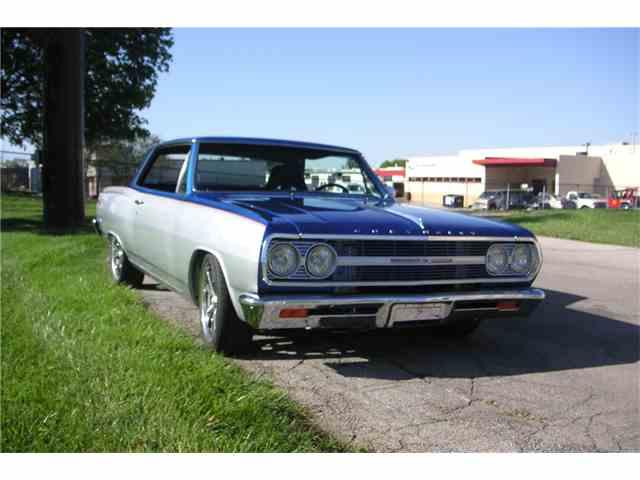1965 Chevrolet Chevelle Malibu | 1022631