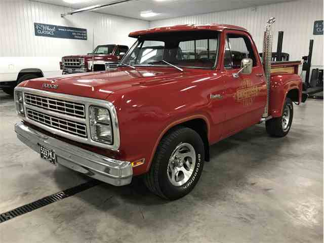 1979 Dodge Little Red Express | 1022632