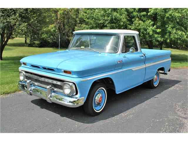 1965 Chevrolet C/K 10 | 1022635