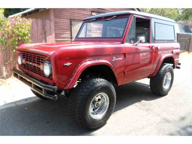 1967 Ford Bronco | 1022641