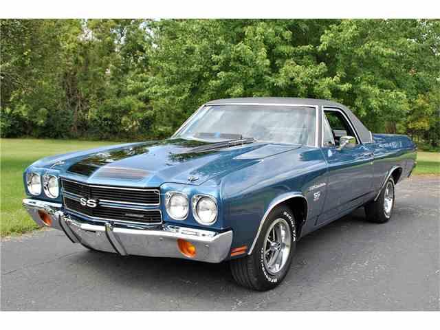 1970 Chevrolet El Camino | 1022656