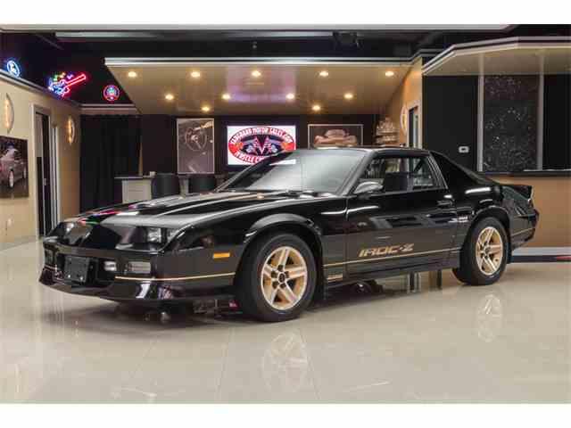 1985 Chevrolet Camaro IROC Z28 | 1022660