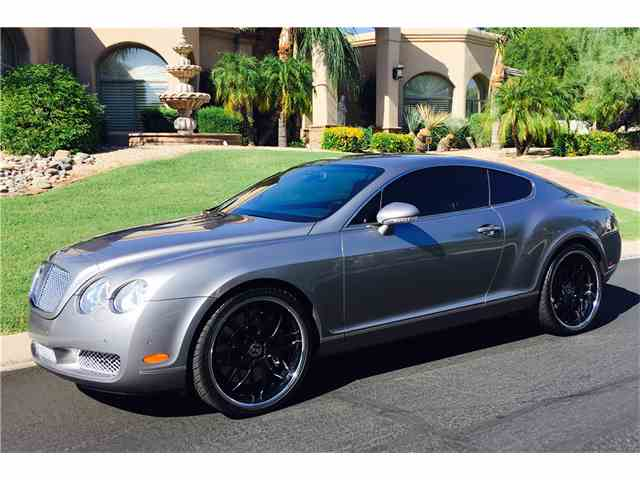 2006 Bentley Continental | 1022665