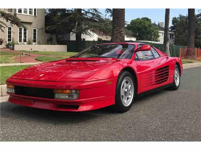1985 Ferrari Testarossa | 1022667