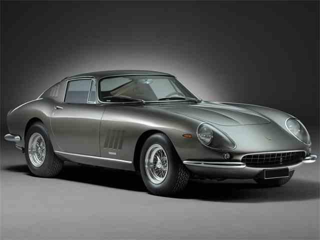 1967 Ferrari 275 GTB/4 | 1022671