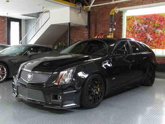 2013 Cadillac CTS-V | 1022679