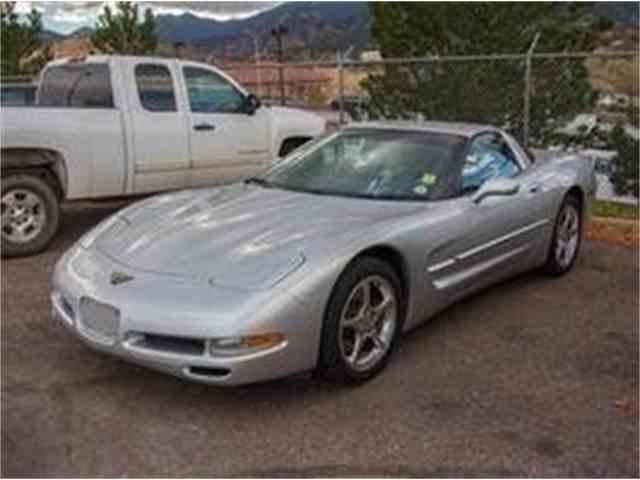 2002 Chevrolet Corvette | 1022687