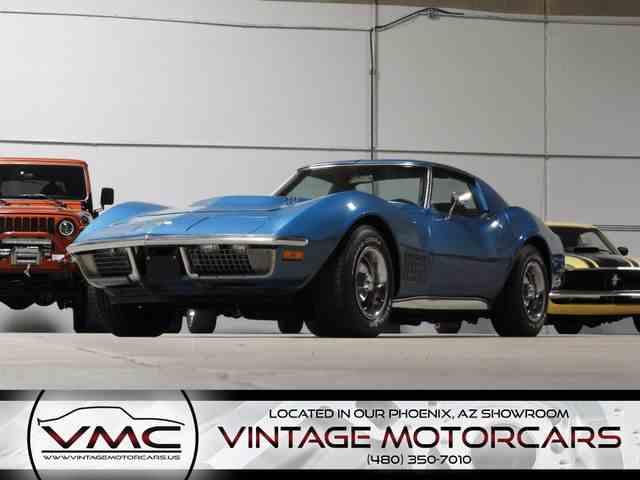1970 Chevrolet Corvette | 1022707