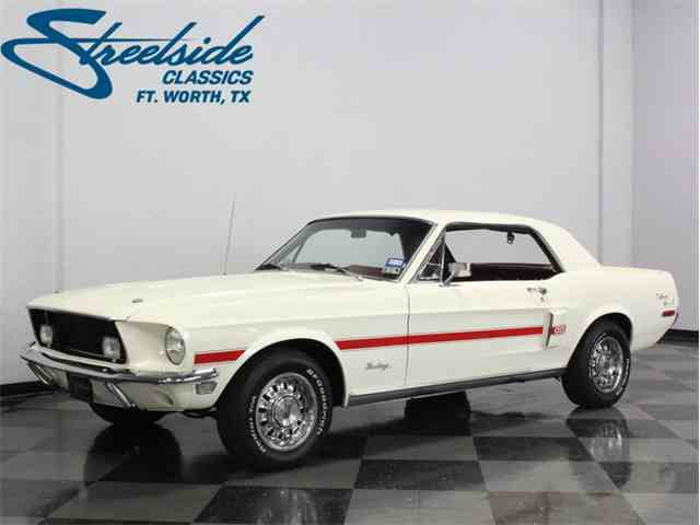 1968 Ford Mustang GT/CS (California Special) | 1022713