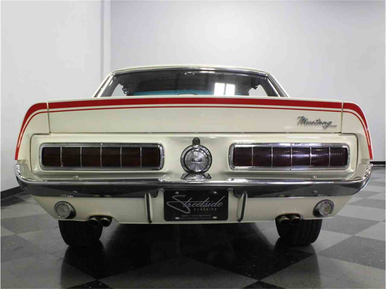 1968 ford mustang gt cs california special for sale cc 1022713. Black Bedroom Furniture Sets. Home Design Ideas