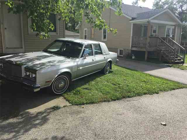 1987 Chrysler Fifth Avenue | 1022732
