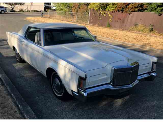1970 Lincoln Continental Mark III | 1022734