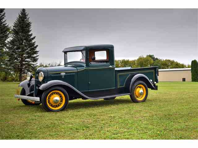 1932 Ford Pickup | 1022737