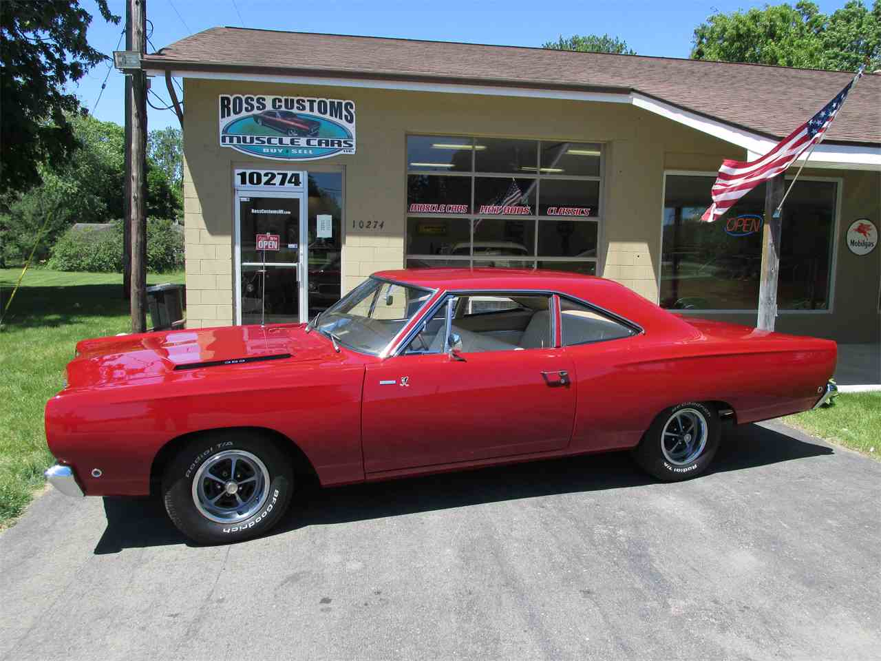 1968 Plymouth Road Runner for Sale   ClassicCars.com   CC-1022739
