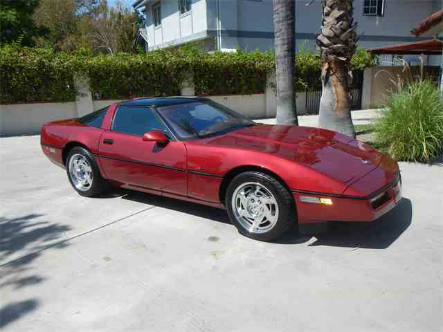 1990 Chevrolet Corvette ZR1 | 1022740