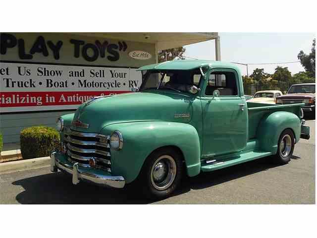 1950 Chevrolet 3100 | 1022741