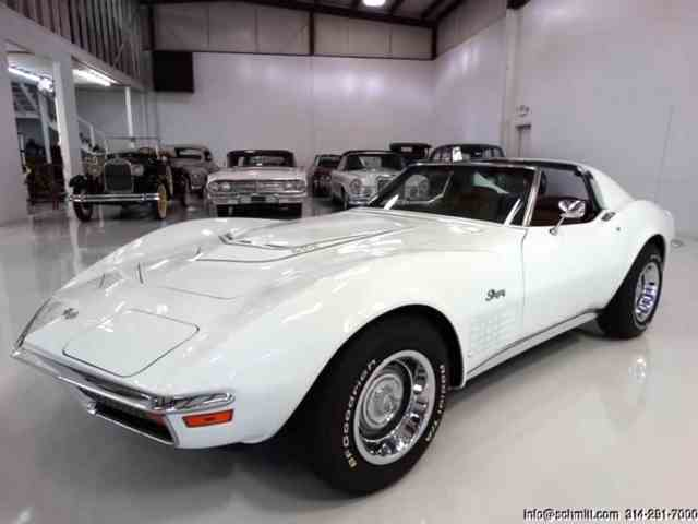 Picture of '72 Corvette - LX5S
