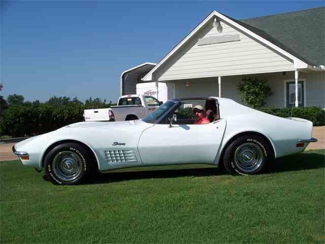 1972 Chevrolet Corvette | 1022752