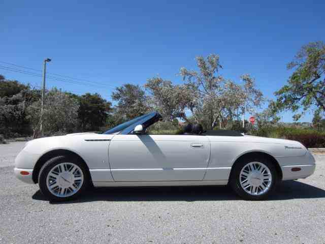2003 Ford Thunderbird | 1022763