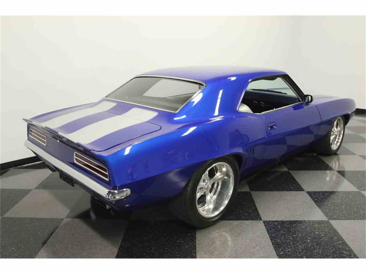 1969 chevrolet camaro zl1 restomod for sale classiccars. Black Bedroom Furniture Sets. Home Design Ideas