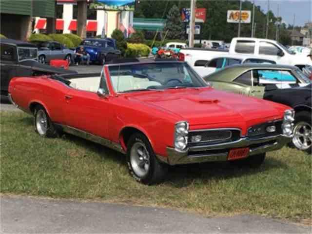 1967 Pontiac GTO | 1022778